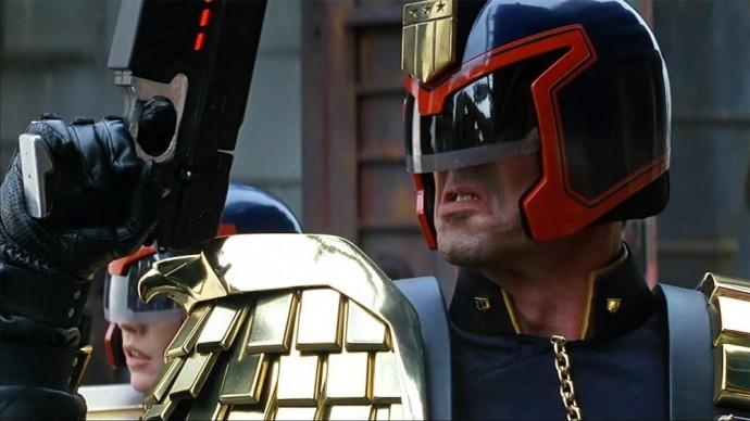 Broforce Judge Dredd