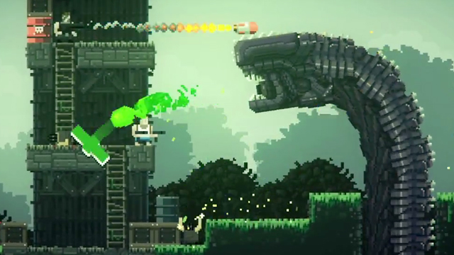Broforce alien