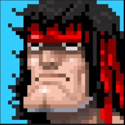 Broforce Rambro