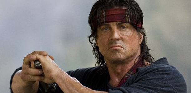 Broforce Rambo