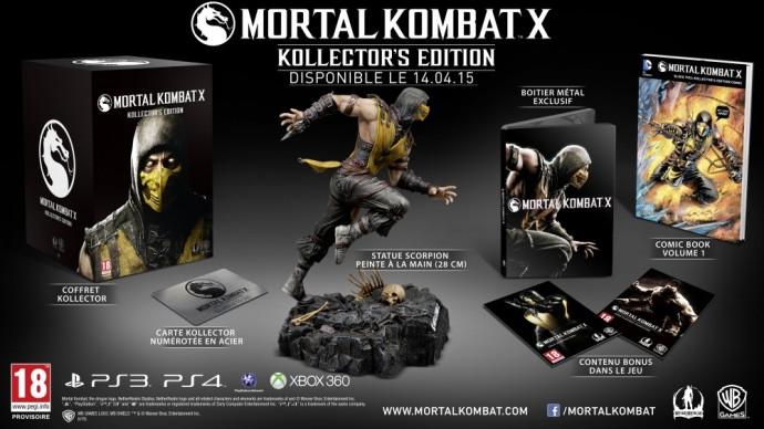 Mortal kombat - Kollector's Edition