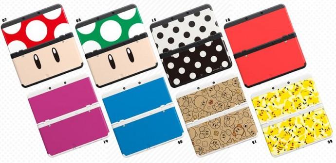 Nouvelle coque new  Nintendo 3ds