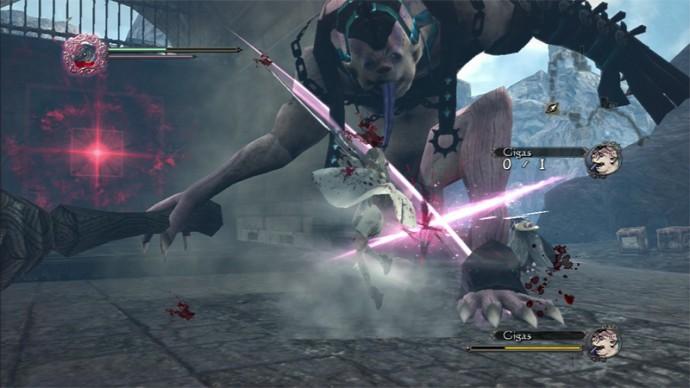 Drakengard 3 Boss