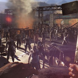 Dying Light - Zombies