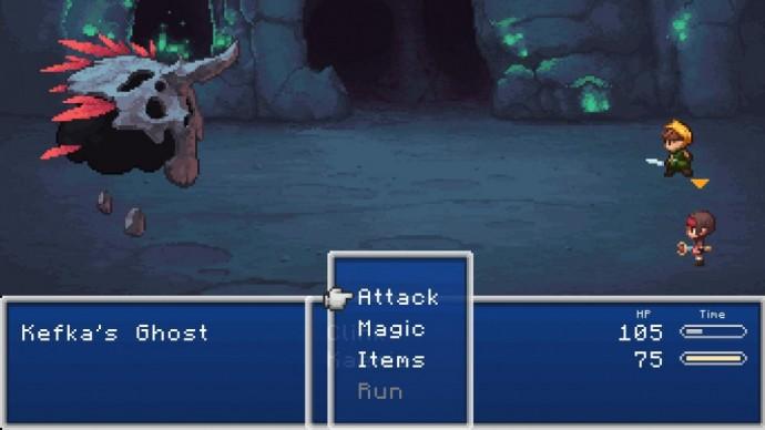 Evoland - Final Fantasy
