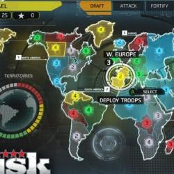 Risk - la carte du monde