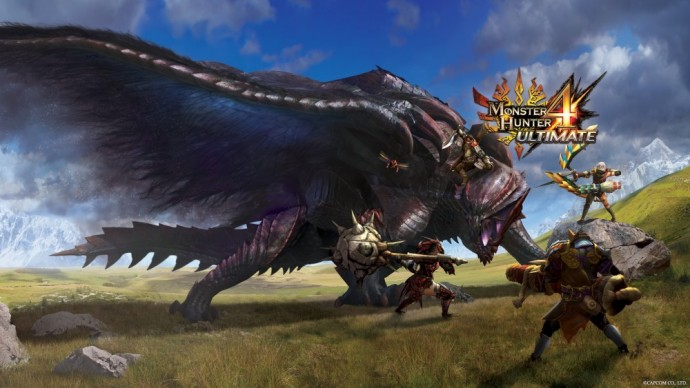 Monster Hunter 4 Ultimate Gore Magala