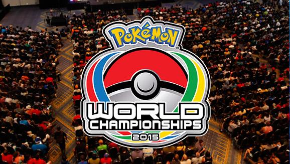 Championnats du Monde Pokémon 2015