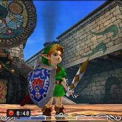 Zelda Majora's Mask 3D - Link