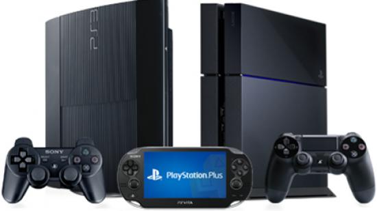 Sony PS3 PS4 Vita