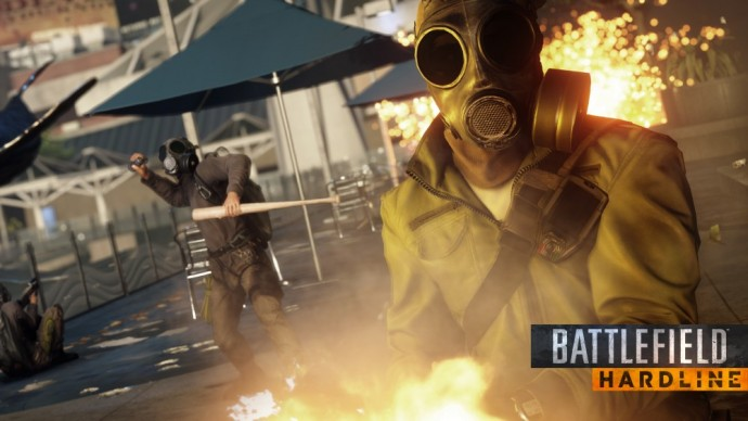 Battlefield : Hardline official screenshot