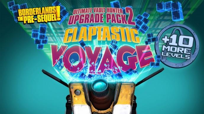 Claptastic Voyage - DLC logo