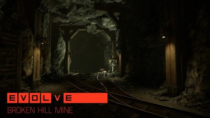 Deux nouvelles cartes pour Evolve - Broken Hill Mine - LightninGamer