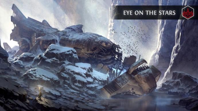 Endless Legend - The Eye on the Stars LDC Artwork - LightninGamer