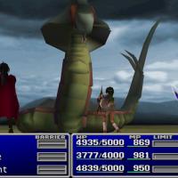 Final Fantasy VII Zolom