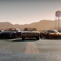 Forza Horizon 2 presents Fast & Furious voitures