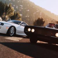 Forza Horzon 2 presents Fast & Furious Toyota Supra