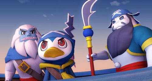 Kaio   King of Pirates LightninGamer