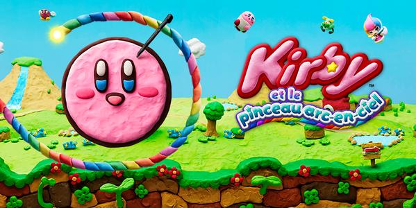 Kirby et le Pinceau arc-en-ciel change de date