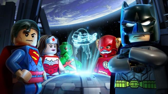 LEGO Batman 3 L'Escadron personnages