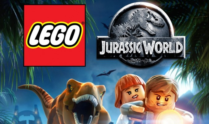 LEGO Jurassic World, les dinos en images