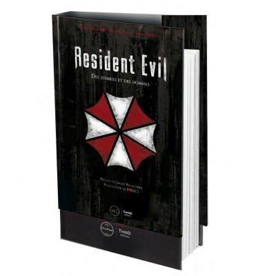 Livre Resident Evil Third Editions
