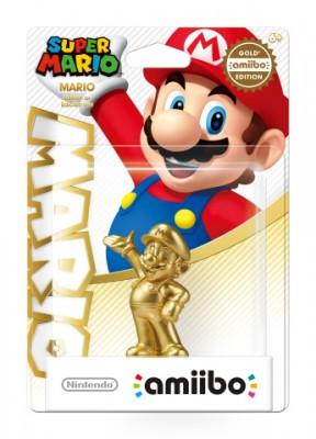 L'Amiibo Mario Or retarde sa sortie