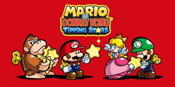 Mario Vs Donkey Kong  Tipping Stars LightninGamer 1