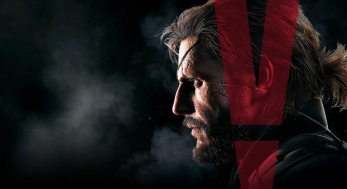 Metal Gear Solid V - The Phantom Pain Snake