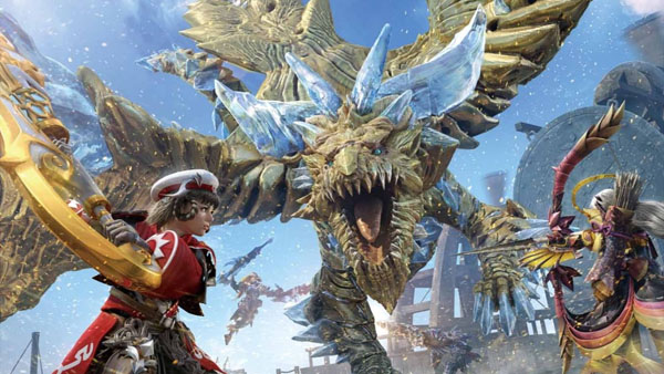 Monster Hunter Frontier Online 2