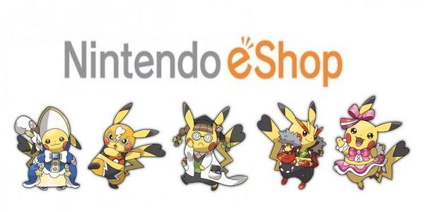 Nintendo eShop 2015