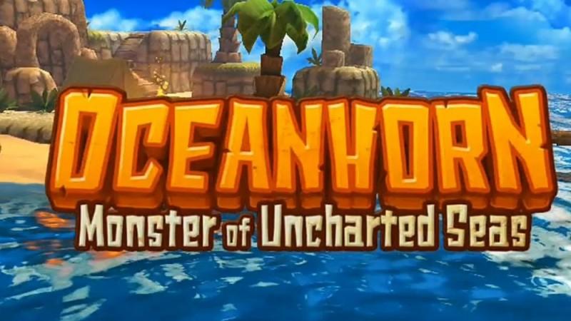 Oceahorn Monster of uncharted seas 00