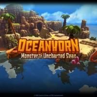 écran accueil Oceanhorn