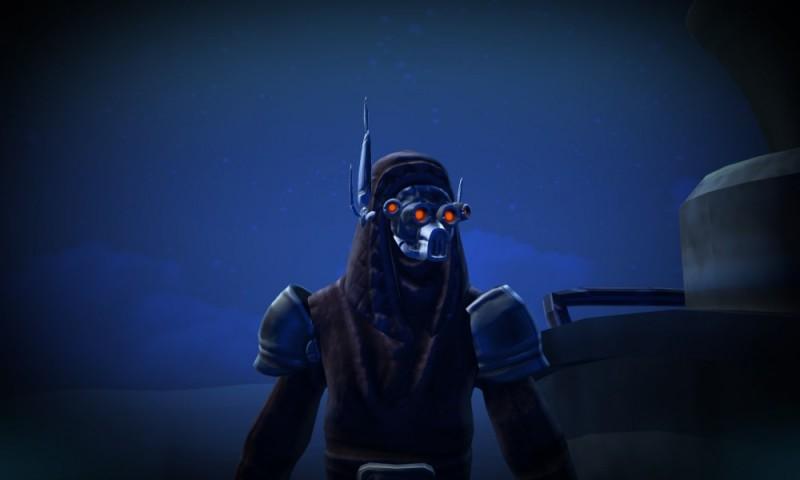 Un méchant de Oceanhorn: Monster of Uncharted Seas