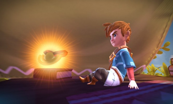 Oceanhorn - PlayStation Store