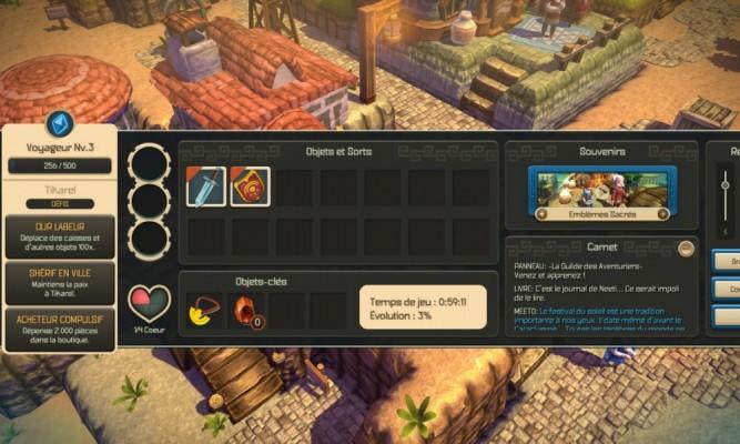 Test de Oceanhorn: Monster of Uncharted Seas [Xbox One] Lightningamer (09)