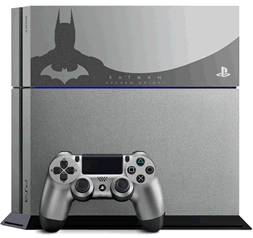 PlayStation 4 - Batman