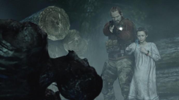 Resident Evil Revelations 2 Barry Nathalia