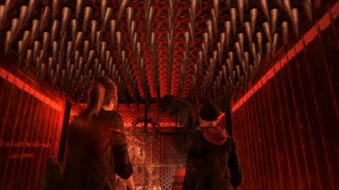 Resident Evil Revelations 2 Episode 3 Abattoir