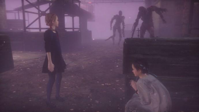 Resident Evil Revelations 2 Little Miss 2