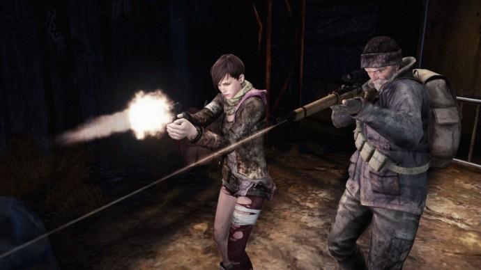 Resident Evil Revelations 2 Struggle 1