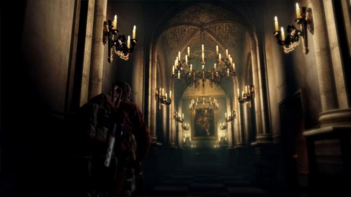 Resident Evil Revelations 2 episode 4 Manoir