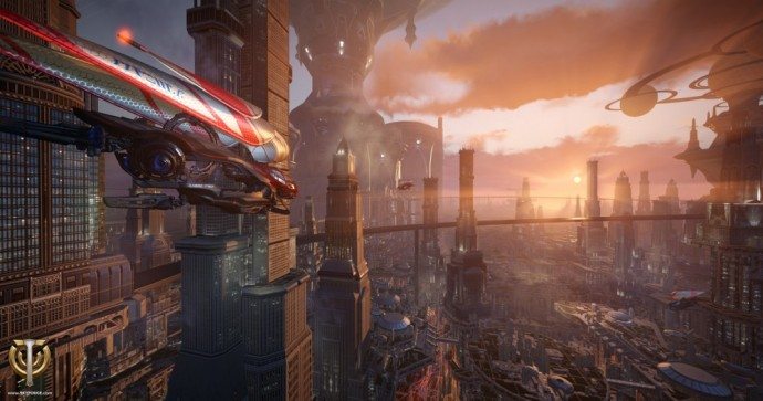Skyforge (01)