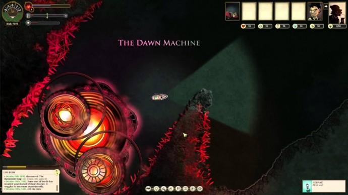 Sunless Sea - The Dawn Machine