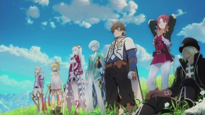 Tales of Zestiria - Personnages