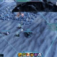Test Etherium [PC] - LightninGamer - Planète enneigée