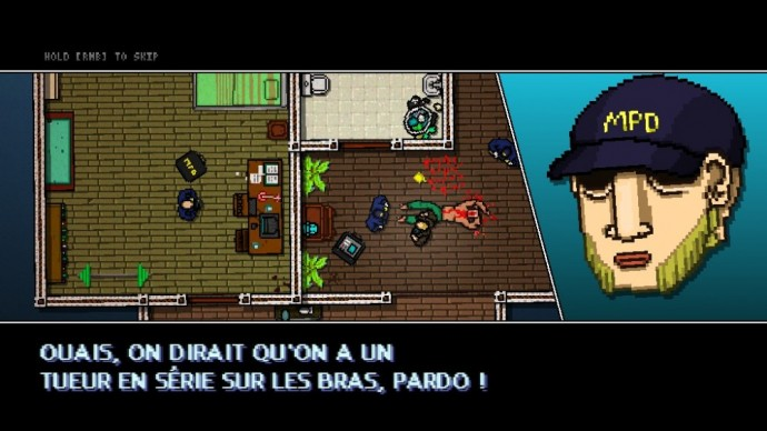 Test Hotline Miami 2 Wrong Number [PC] - Enquête