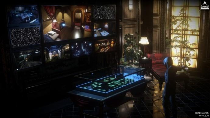Test République Remastered [PC] - Salle de contrôle