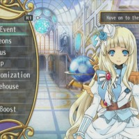 The Awakened Fate Ultimatum menu