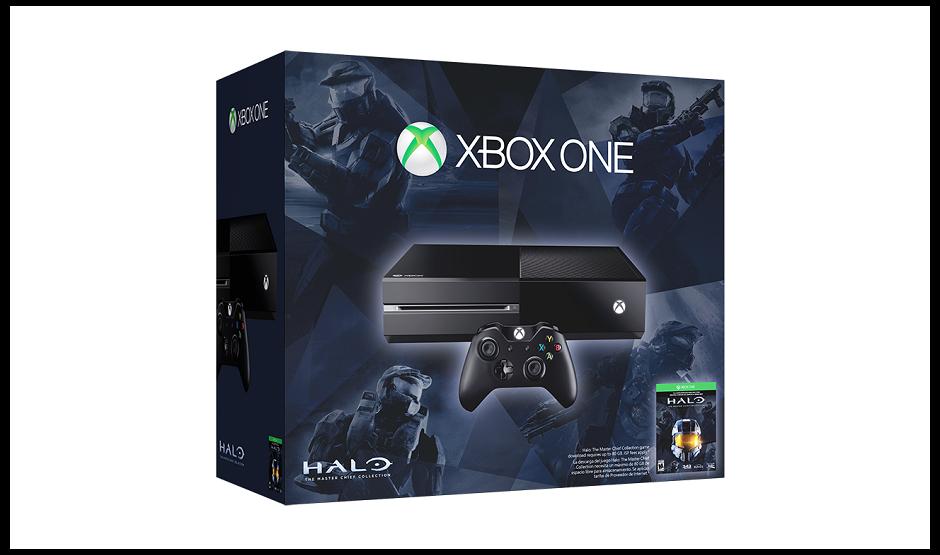Xbox One Bundle Halo